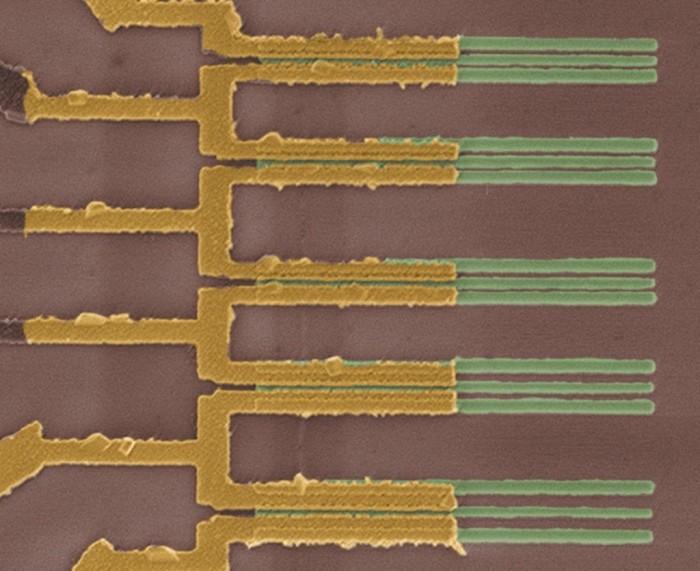 Conexão de nanotubos de carbonoConexão de nanotubos de carbono