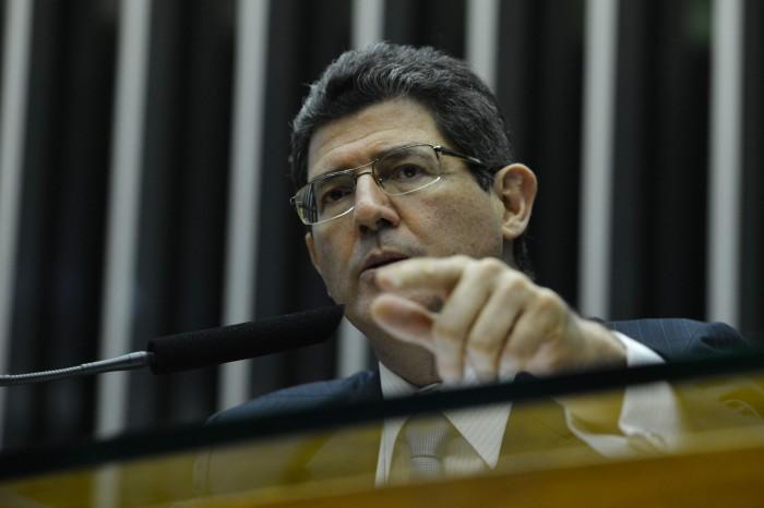 Joaquim Levy, ministro da Fazenda (Foto: Valter Campanato/Agência Brasil)