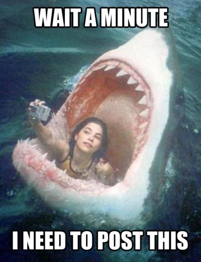 Selfie mortal