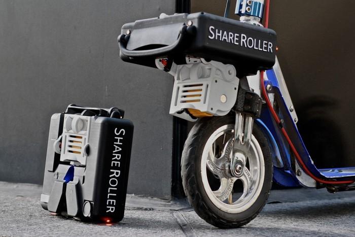 ShareRoller