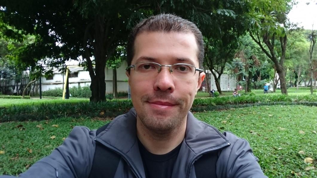 Selfie com o Xperia Z5