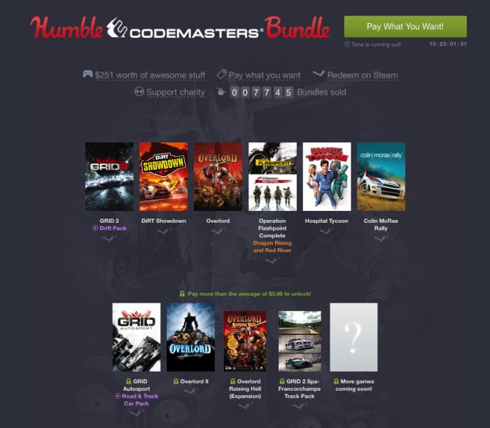 humble-bundle-codemasters