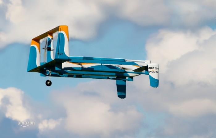 Novo protótipo - Prime Air