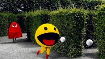 Pac-Man é recriado por IA da Nvidia em aniversário de 40 anos