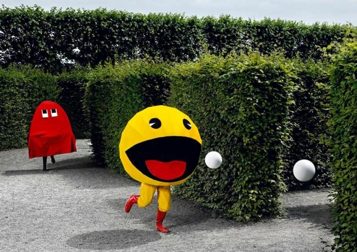 Pac-Man... Real?