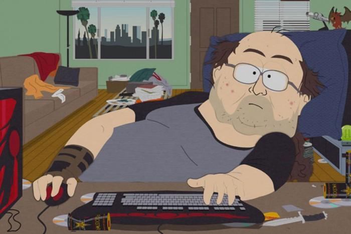 South Park - nerd