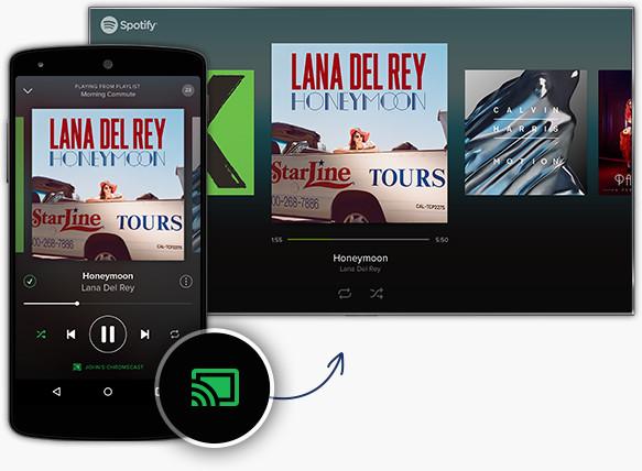 spotify-chromecast-easy-listening