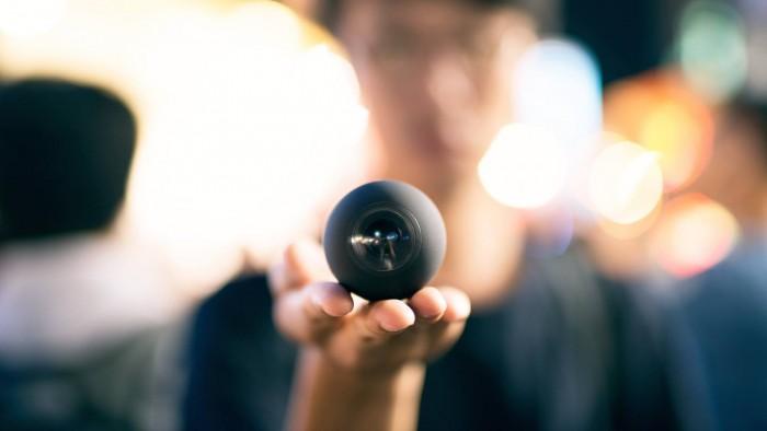 Luna - câmera 360 graus
