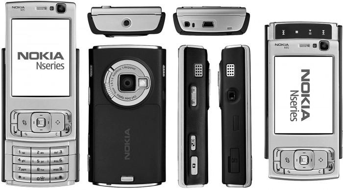 Algo como o lendário Nokia N95? Er...