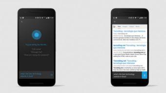 Microsoft remove Cortana do Android e iPhone em quase todos os países