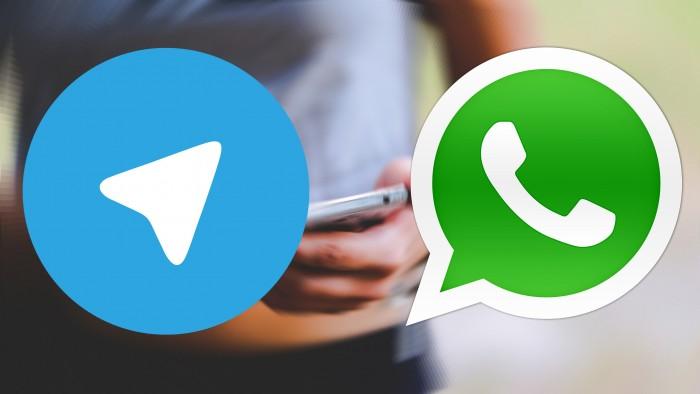 Como o WhatsApp está bloqueando propositalmente links para o Telegram –