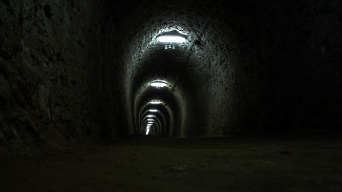 Túnel / Deep Web
