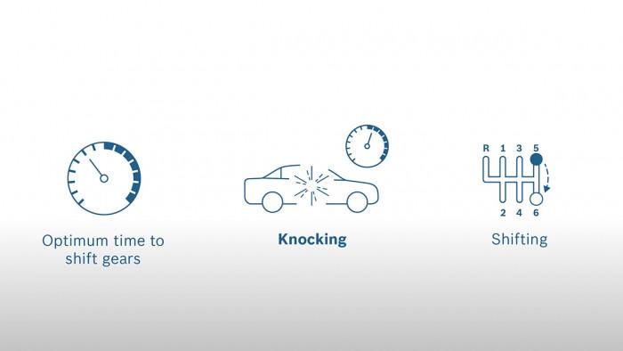 Pedal inteligente - Bosch