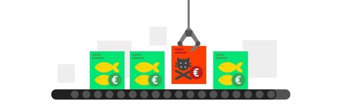 Anúncio bloqueado - Google (ilustração)
