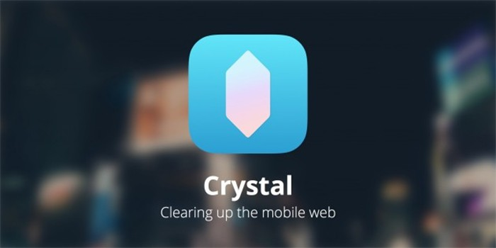 Crystal, um dos mais vendidos bloqueadores de anúncios para iOS.