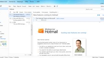 Como excluir uma conta do Hotmail