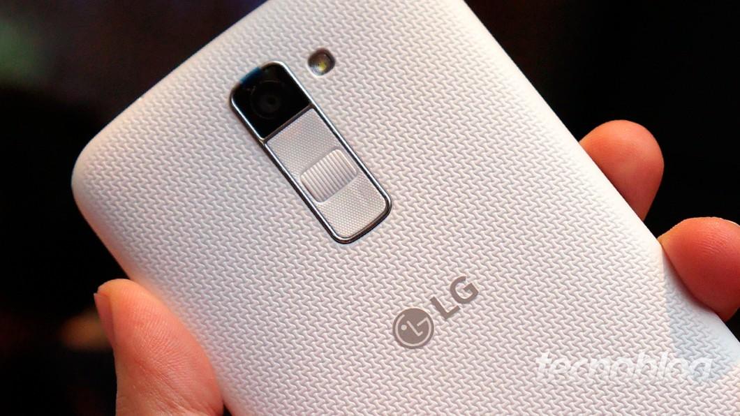 LG K10 K8 E K4 Smartphones Para Quem Nao Quer Gastar