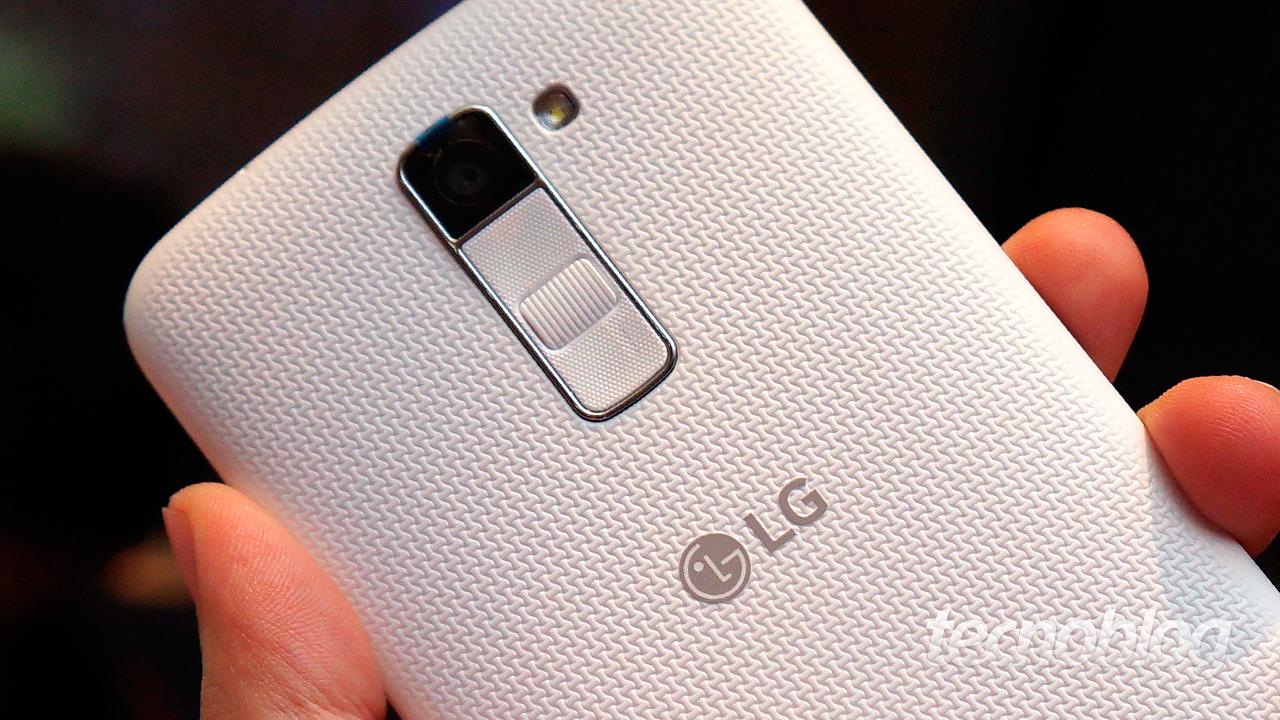 LG K10, K8 e K4: smartphones para quem não quer gastar ...