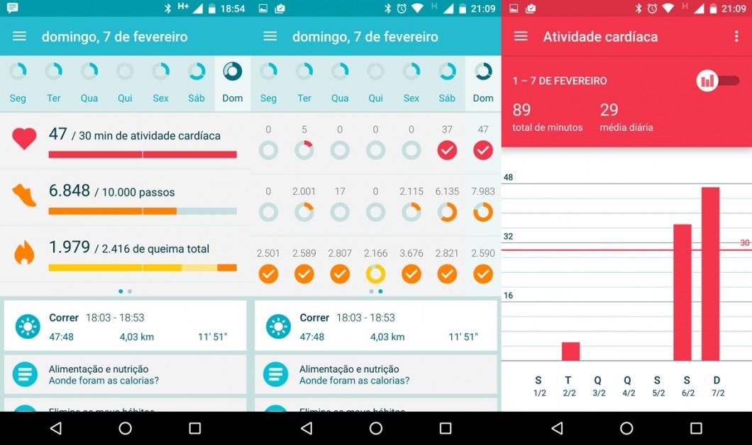 Moto Body no smartphone