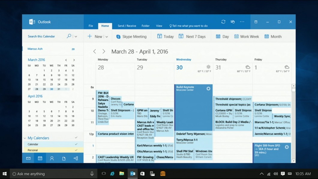 cortana-outlook-email