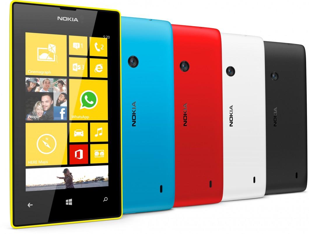 Você é um dos 12 milhões de compradores do Lumia 520?