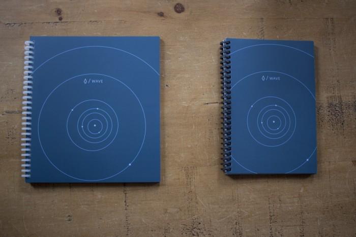 Rocketbook Wave - opções