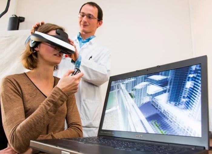 Realidade virtual - saúde