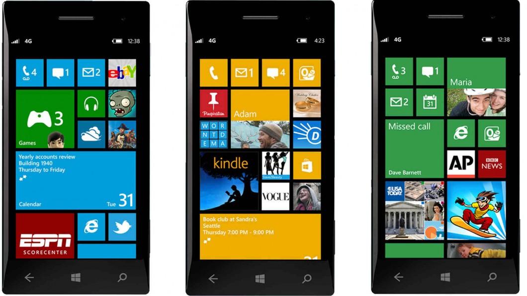 Windows Phone 7.8: não tem nada do Windows Phone 8, mas pelo menos a tela inicial comporta mais Live Tiles