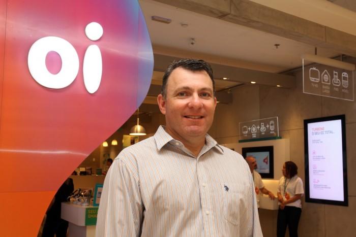 Bernardo Winik, diretor de varejo da Oi (Foto: Eny Miranda/Divulgação)