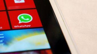 Qual a última versão do WhatsApp para Windows Phone [Suporte]