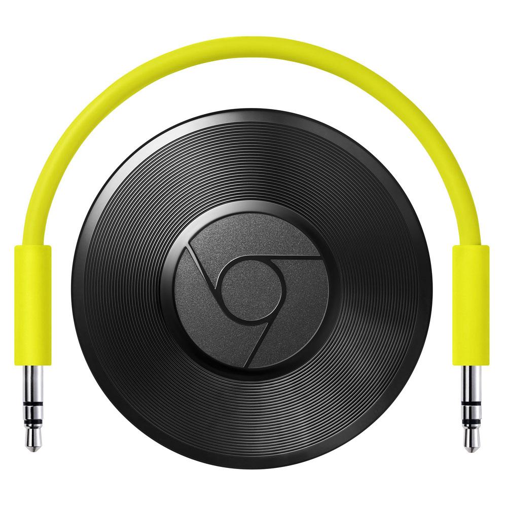 Google / Chromecast Audio / diferença chromecast 1 e 2