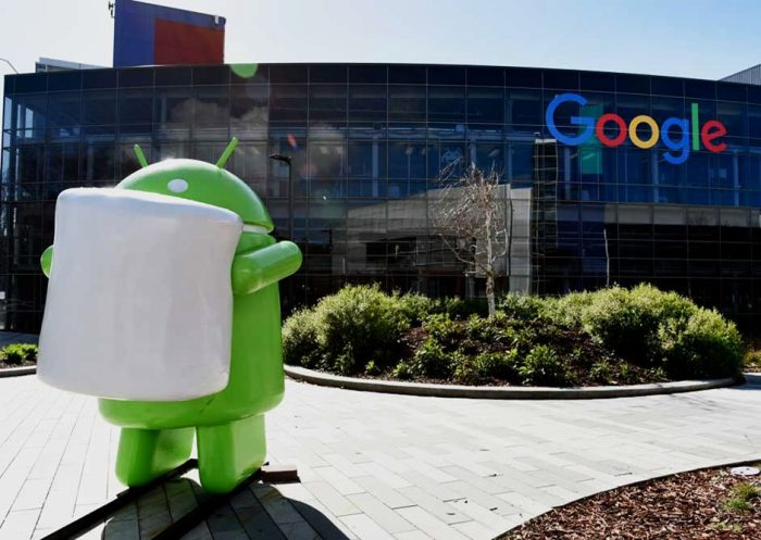 Google / Android - campus