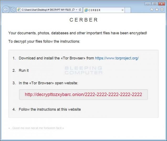 html-ransom-note