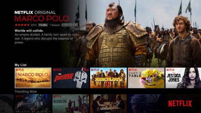 Netflix - HDR / Netflix em Dolby Vision