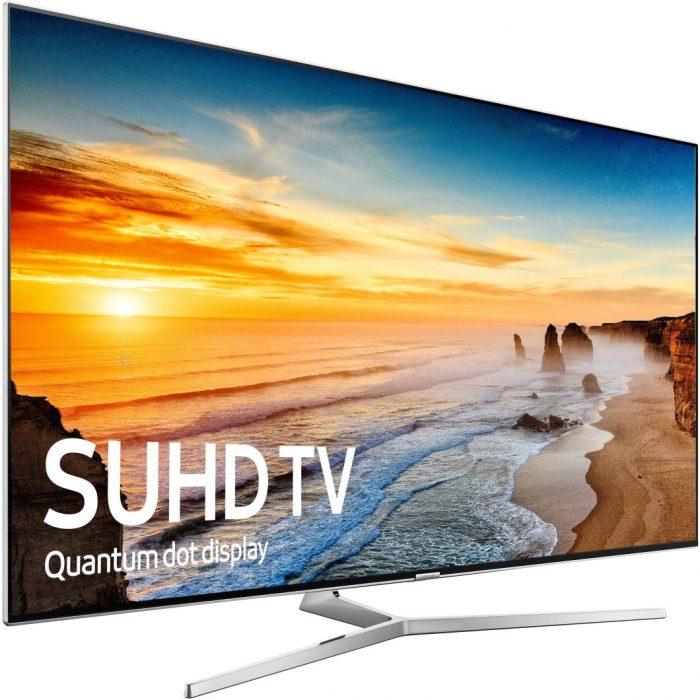 A TV KS9000 da Samsung é compatível com HDR e custa cerca de US$ 3,5 mil