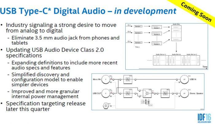 Um dos slides da apresentação da Intel