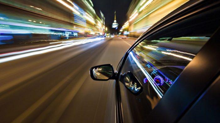 Carro - reflexo