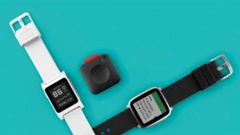 Pebble atualiza seus relógios para funcionarem após desligamento de servidores