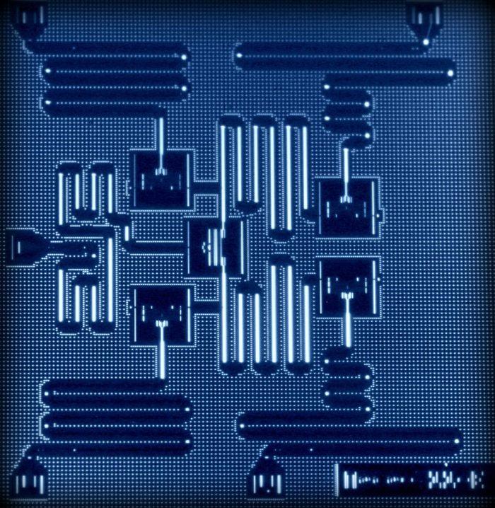 Processador quântico da IBM