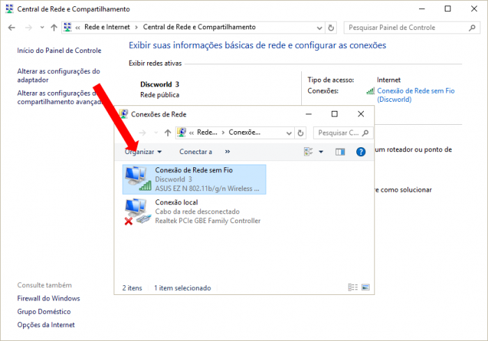 redes config windows 700x489 - Tutorial: Altere as configurações de DNS e acelere sua conexão