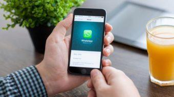 WhatsApp testa recurso que compartilha sua localização em tempo real