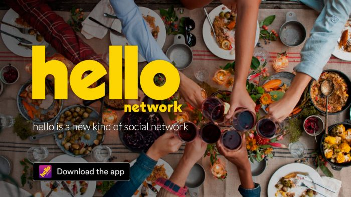 hello-rede-social