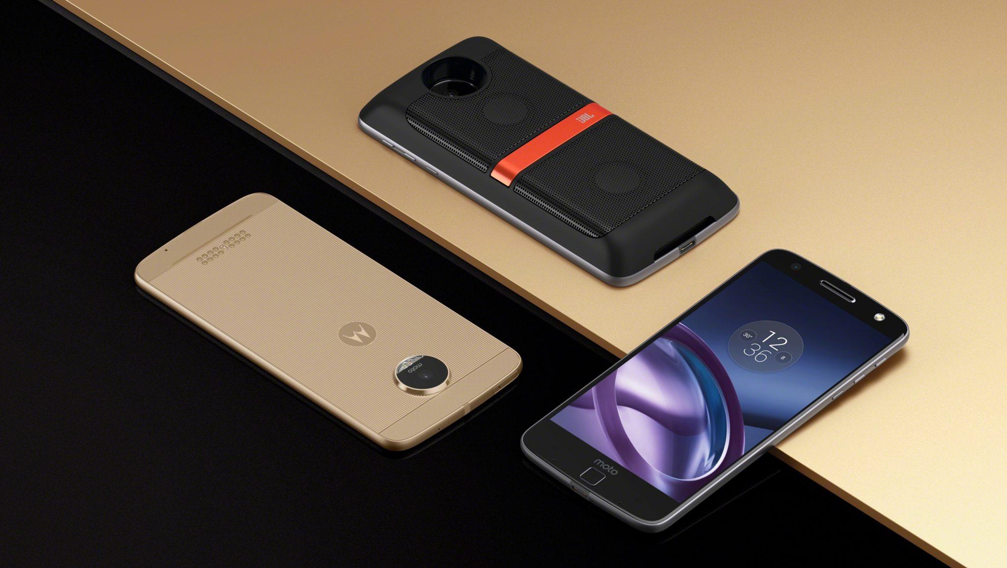 Lenovo anuncia Moto Z e Moto Z Force, Android, lançamentos, Lenovo, Motorola, Smartphones