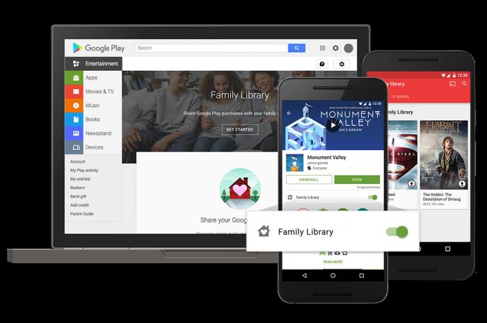 google-play-biblioteca-familia