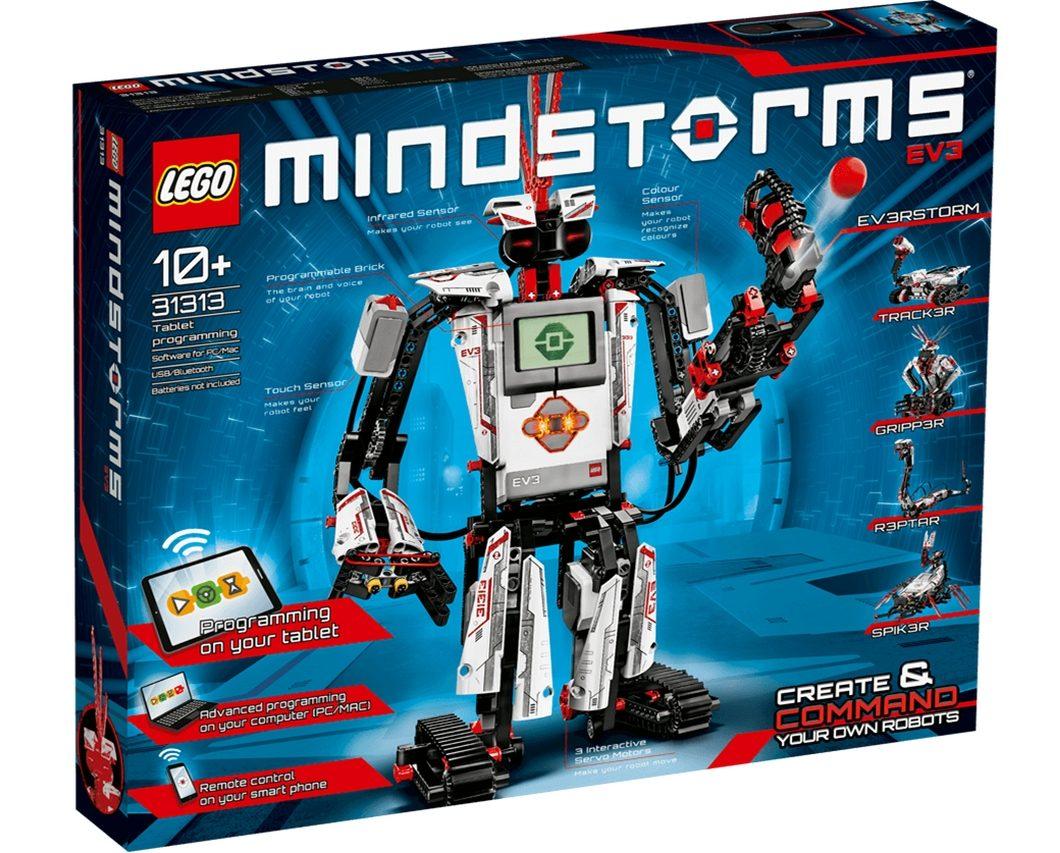 Lego Mindstorms: blocos de montar e robótica