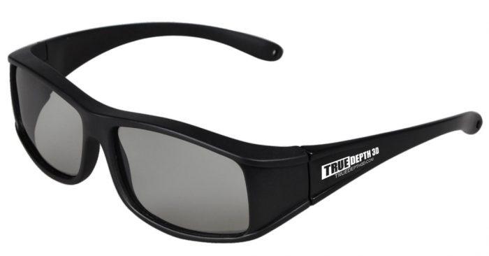 Óculos 3D polarizado