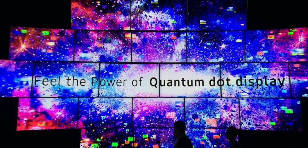 Quantum dots - power