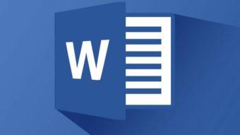 Como tirar quebra de página do Microsoft Word