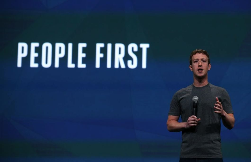 Mark Zuckerberg - people first