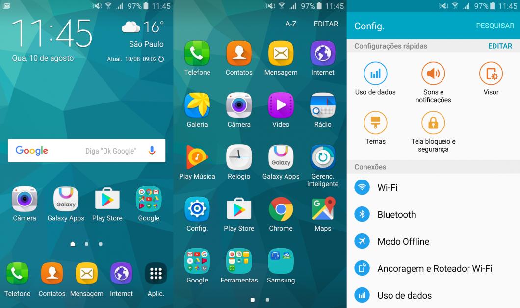 Review Galaxy J3 (2016): a evolução dos básicos da Samsung [análise